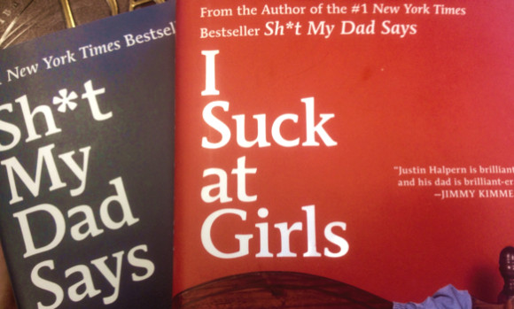 "#35Project: ""I Suck at Girls"" Book Review"